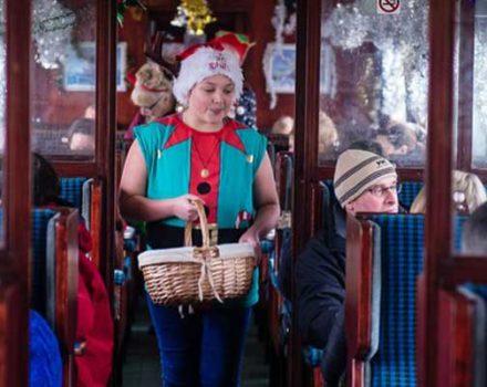 Elsecar Heritage Railway Santa Special